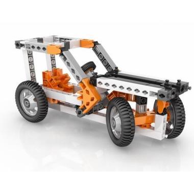 Конструктор Engino DISCOVERING STEM. Механика: колеса, оси и наклонные плоскости