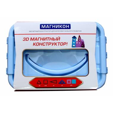 Магнитный конструктор МАГНИКОН МК-86