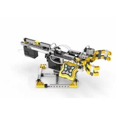 Конструктор с мотором Engino DISCOVERING STEM. Робототехника MINI ERP 1.3