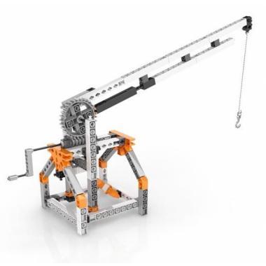 Конструктор Engino DISCOVERING STEM. Механика: шестерни и червячные передачи