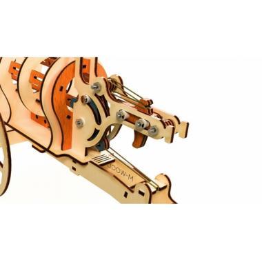 Конструктор 3D деревянный M-WOOD Пушка