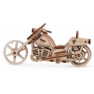 """Конструктор 3D деревянный подвижный Lemmo Байк """"Майк"""""""