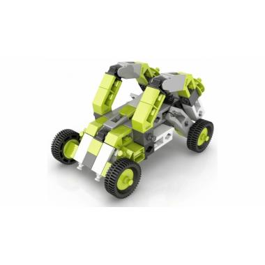Конструктор Engino PICO BUILDS/INVENTOR Автомобили - 8 моделей