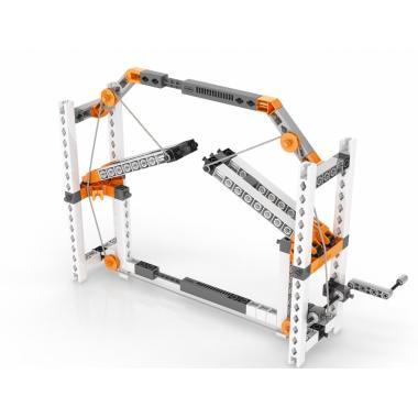 Конструктор Engino DISCOVERING STEM. Механика: кулачки и кривошипы