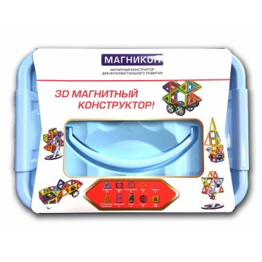 Магнитный конструктор МАГНИКОН MK-118