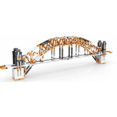 Конструктор Engino DISCOVERING STEM. Конструкции: здания и мосты