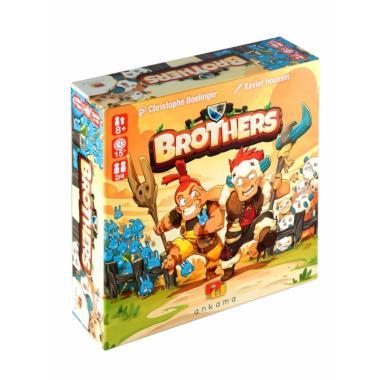 Настольная игра Братья