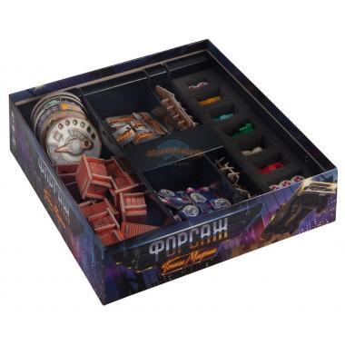 Настольная игра Форсаж: Гонки Мафии