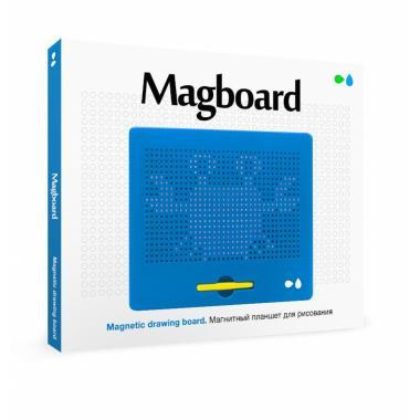 Магнитный планшет для рисования Magboard голубой
