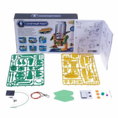 Набор 6 в 1: Солнечный робот. Механический конструктор. Сделай сам (OTC0868240: OCIE)
