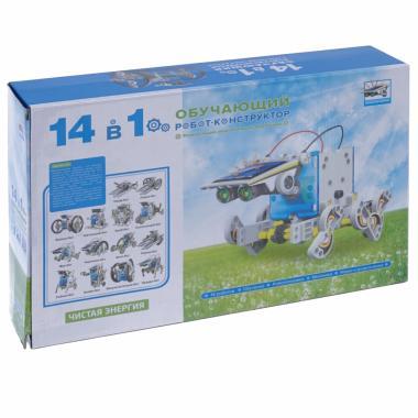 Набор 14 в 1: Робот на солнечных батареях (OTC0868246: OCIE)
