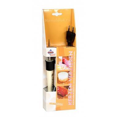 Прибор для декорирования свечей с насадками Pebaro (0271)