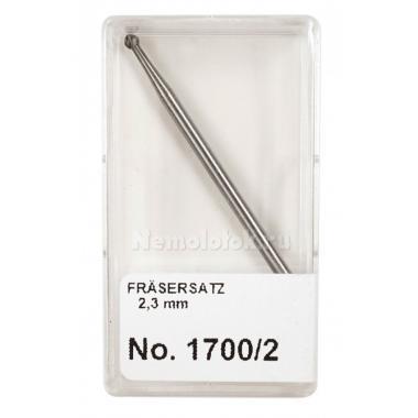 Насадка гравер 2.3 мм в пластиковой коробке Pebaro (1700/2)