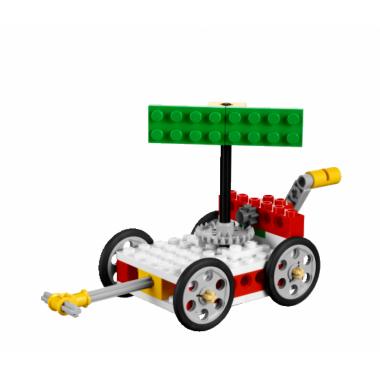 Конструктор LEGO Education Простые механизмы 9689