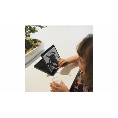 Планшет для рисования водой Акваборд Мини (черный)