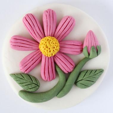 """Набор """"РОМАШКА"""" для лепки пластилинового мыла ART Soap"""