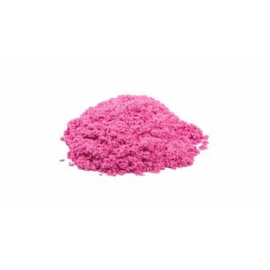 Волшебный песок Розовый 1 кг с формочкой