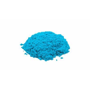 Волшебный песок Голубой 0,5 кг с формочкой