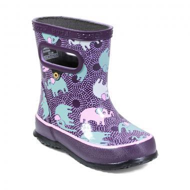 Всесезонные резиновые сапоги BOGS (фиолетовый)