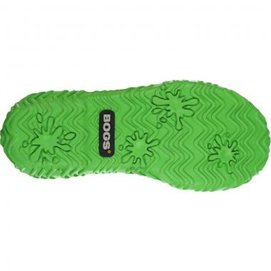 Всесезонные резиновые сапоги BOGS (синий/зеленый)