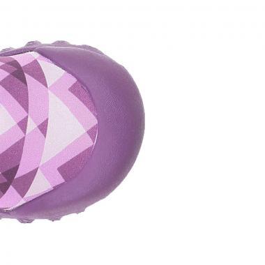 Зимние детские сапоги BOGS (пурпурный)