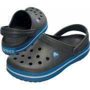 Сабо Crocs Crocband (уголь/океан)