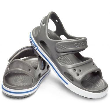 Сандалии детские CROCS (серый)