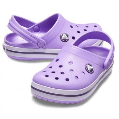 Сабо детские CROCS (пурпур)