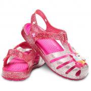 Сандалии для девочек CROCS Kids' Isabella Charm Sandal