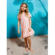 Платье для девочки JUNO (полоса), 3-12 лет
