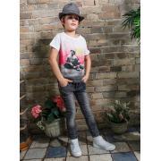 Футболка для мальчика JUNO (белый), 3-13 лет