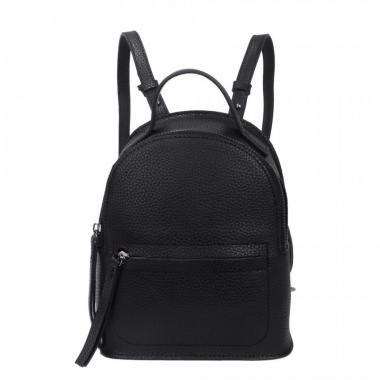 Женский рюкзак из экокожи Ors Oro — DS-916 (черный)