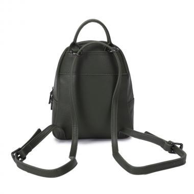 Женский рюкзак из экокожи Ors Oro (оливковый)