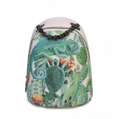Женский рюкзак из экокожи Ors Oro (хамелеон)