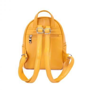 Женский рюкзак из экокожи Ors Oro (манго)