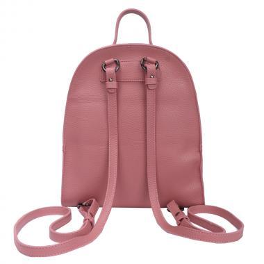 Женский рюкзак из экокожи Ors Oro — DS-917 (розовый)