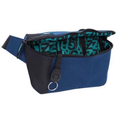 Поясная сумка GRIZZLY — MM-925-3 (синий)