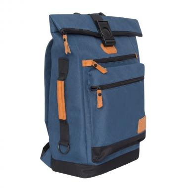 Молодёжный рюкзак GRIZZLY — RQ-912-1 (синий)