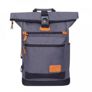 Молодёжный рюкзак GRIZZLY — RQ-912-1 (серый)