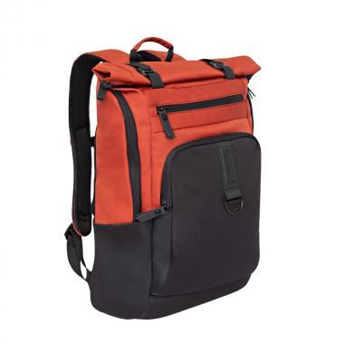 Мужской рюкзак GRIZZLY (красный/черный)