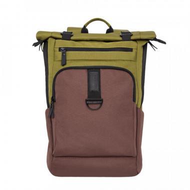 Мужской рюкзак GRIZZLY (оливковый/черный)