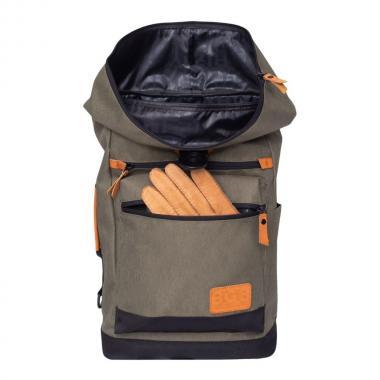 Молодёжный рюкзак GRIZZLY — RQ-912-1 (оливковый)