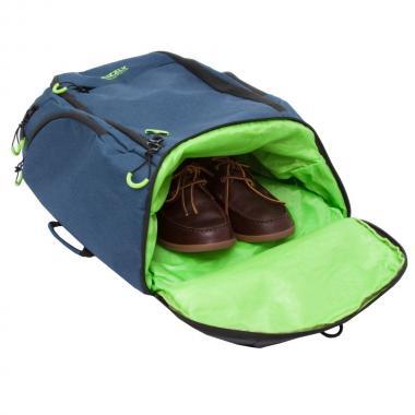 Мужской рюкзак-трансформер GRIZZLY — RQ-906-1 (синий)