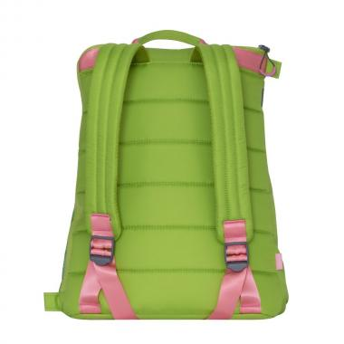 Женский рюкзак GRIZZLY — RX-939-1 (салатовый)