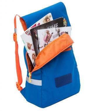 Детский рюкзак Grizzly (синий)