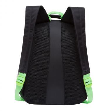 Женский рюкзак GRIZZLY (черный)