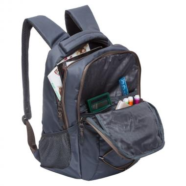 Молодёжный рюкзак Grizzly (серый)