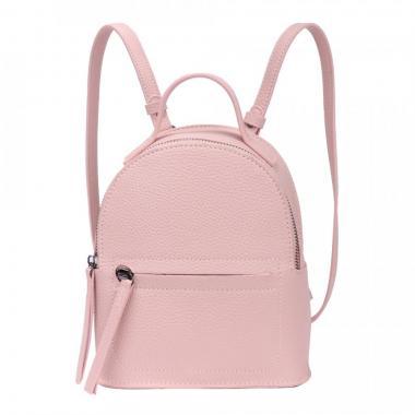 Женский рюкзак из экокожи Ors Oro — DS-916 (розовый)