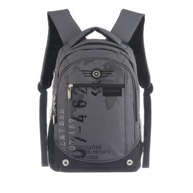 Мужской рюкзак Grizzly (серый)