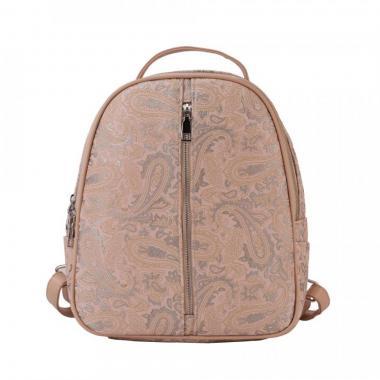 Женский рюкзак из экокожи Ors Oro (пейсли)